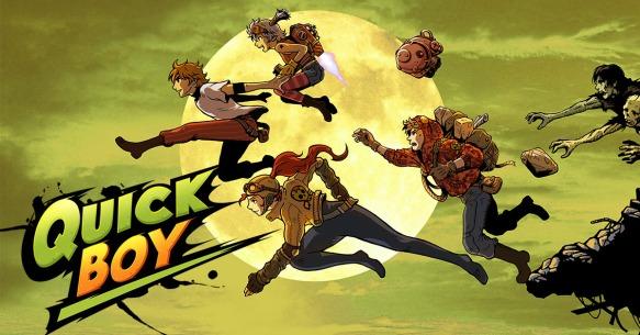 Quickboy poster