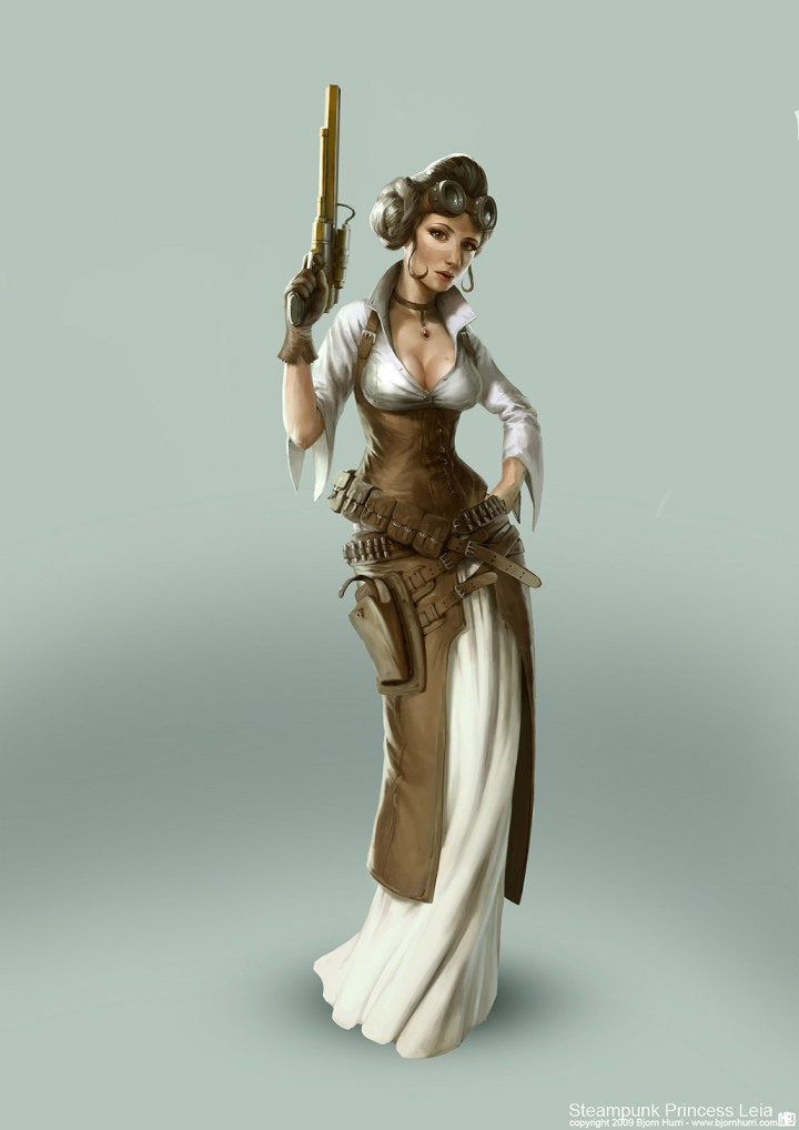 1131x1600_6562_Steampunk_Star_Wars_Leia_2d_character_steampunk_star_wars_leia_picture_image_digital_art