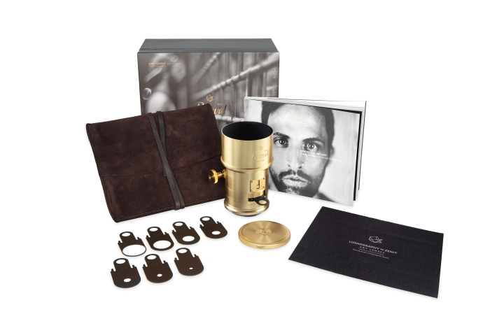 Petzval lens collection