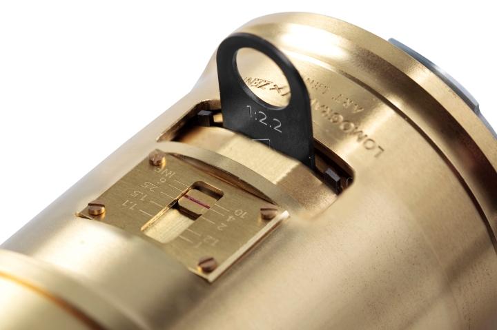 Petzval lens Waterhouse aperture loader