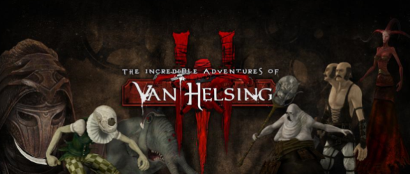 Van Helsing III hits Steam